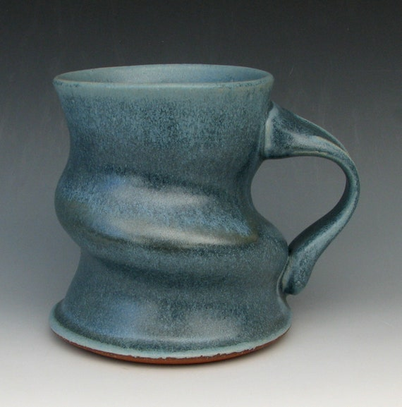 BLUE COFFE MUG