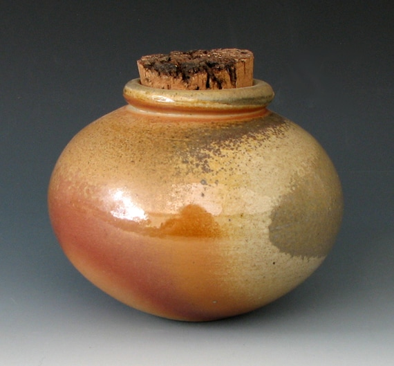 WOODFIRED APOTHECARY JAR