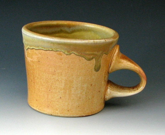 WOODFIRED CERAMIC MUG
