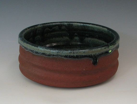 CERAMIC DOG BOWL #30 stoneware dog bowl for pets feeders puppy small dogs water bowls food dish pet gifts dog lover big supplies pet feeding