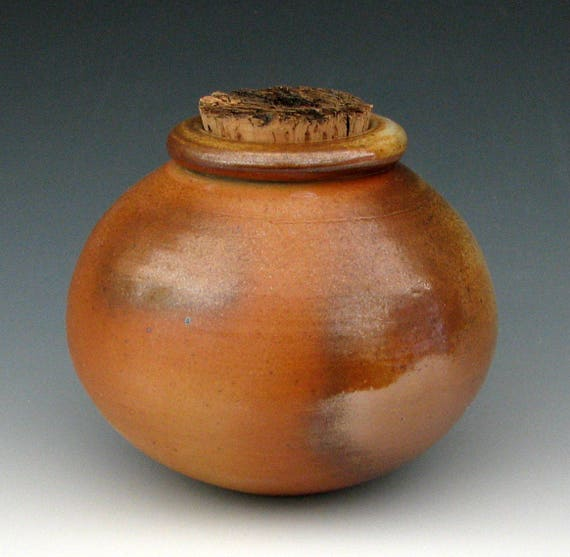 WOOD FIRED JAR