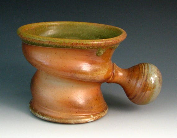 WOODFIRED SHAVING MUG #5