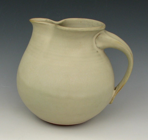SMALL YELLOW PITCHER