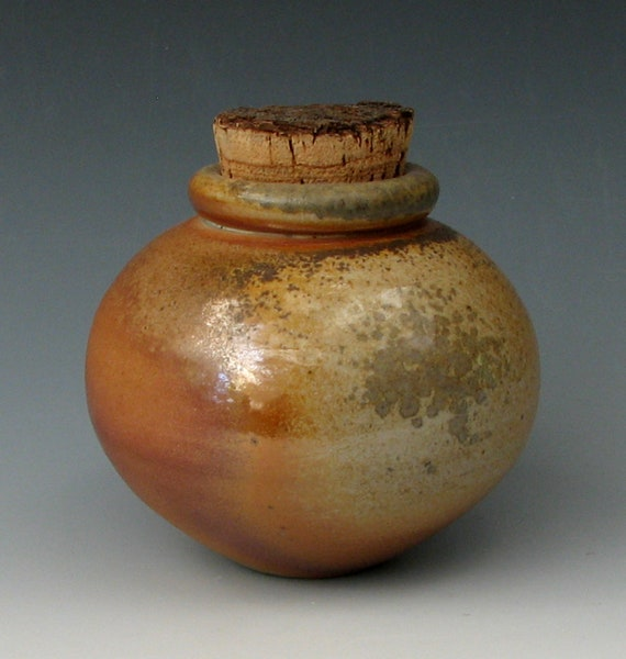 SMALL WOODFIRED JAR