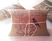 RESERVED. Tea Bridal Shower Favors. Set of 8.