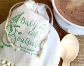 Christmas Party Favors. Hot cocoa / chai tea party favors. Unique stocking stuffers or office gift idea! Set of 5.