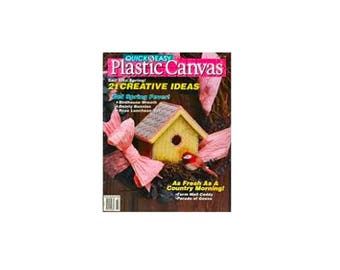 Plastic Canvas Quick & Easy  NO. 16 and No. 17