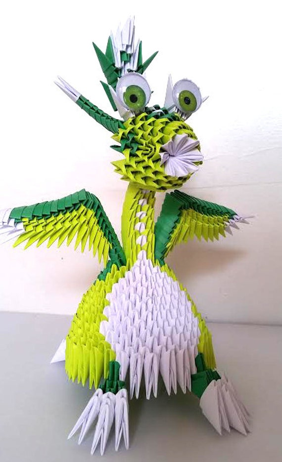 Dragon Origami Instructions | Star Wars Origami A List Of Online ... | 935x570