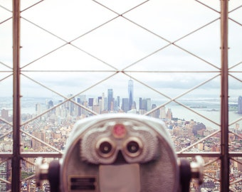 New York Photo, Manhattan Skyline, Architecture, Fine Art Photo, Wall Art, Cityscape, Travel Photography, Wall Decor, Home Art Print, NYC