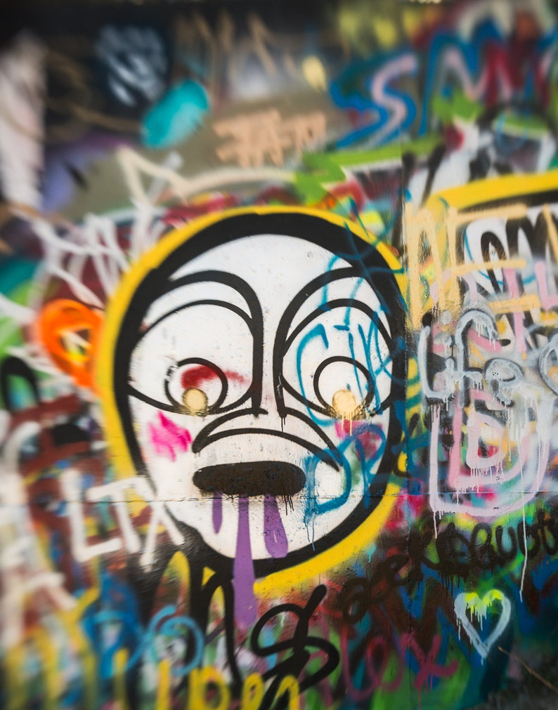 Graffiti Art Etsy