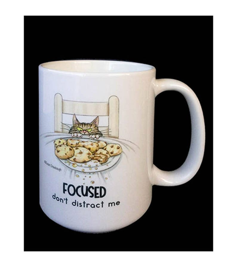 Gift for Cat Lover  Chocolate Chip Cookies  Cat Lover    image 0