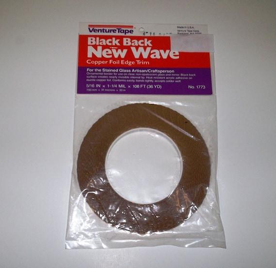 New Wave Black Backed Venture Copper Foil