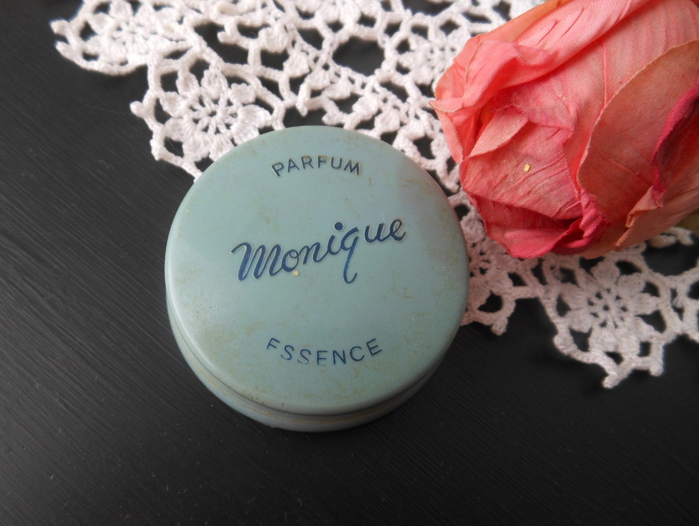 Lot 2 Parfum solide Parfum Compact Monique Fifty Two Purse