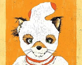 Fantastic Mr Fox Etsy