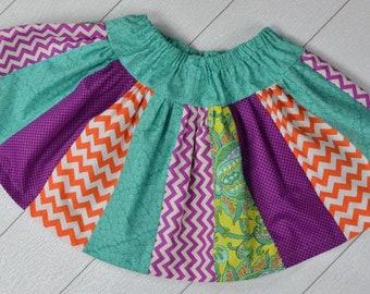 Scrappy Twirl Skirt Size 5