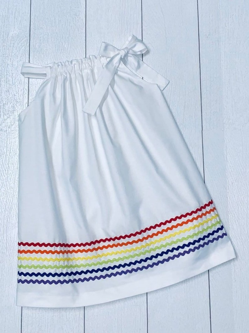 Dorothy Rainbow Dress image 0