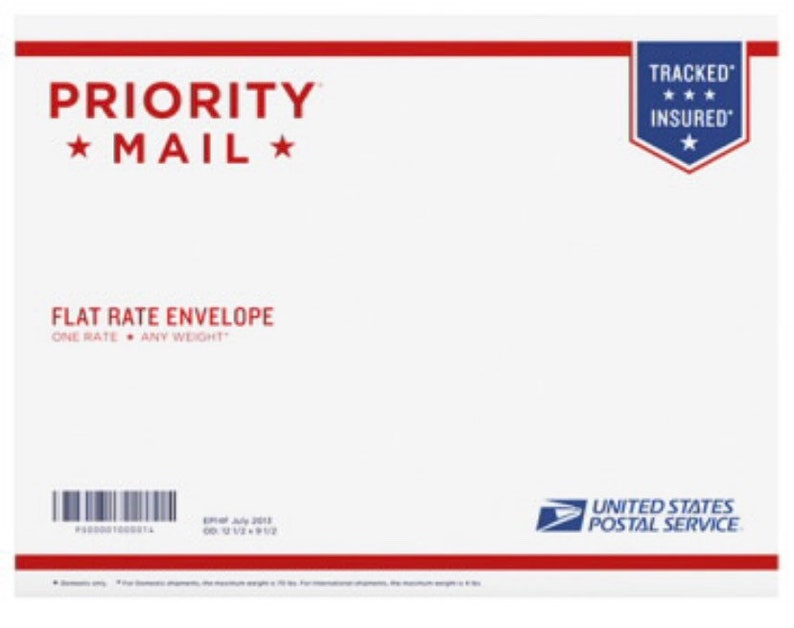 Upgrade to Priority USPS Shipping image 0