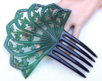 Hair comb vintage Spanish style hair accessory hair ornament hair jewelry hair pin headdress hair pin