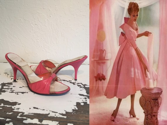 Pink It's All Good With Pink - Vintage 1950s 1960s
