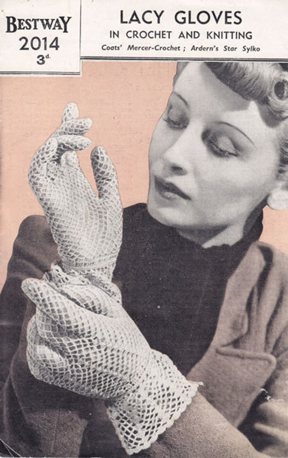 Summer Wedding 1931 - Vintage  1930s Ivory Croche… - image 2