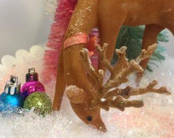 Kitsch Christmas Reindeer