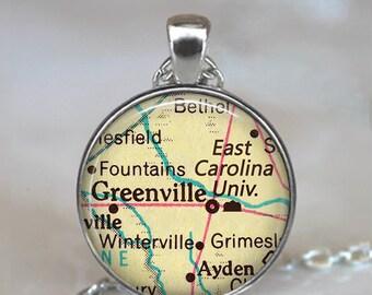 ECU East Carolina State Pride Custom Orders Welcome North Carolina Pirate Teacher Necklace