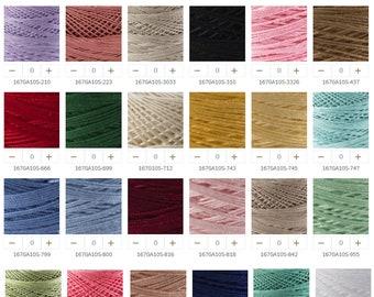 Cebelia Crochet Cotton Size 20 50g 416yds Etsy