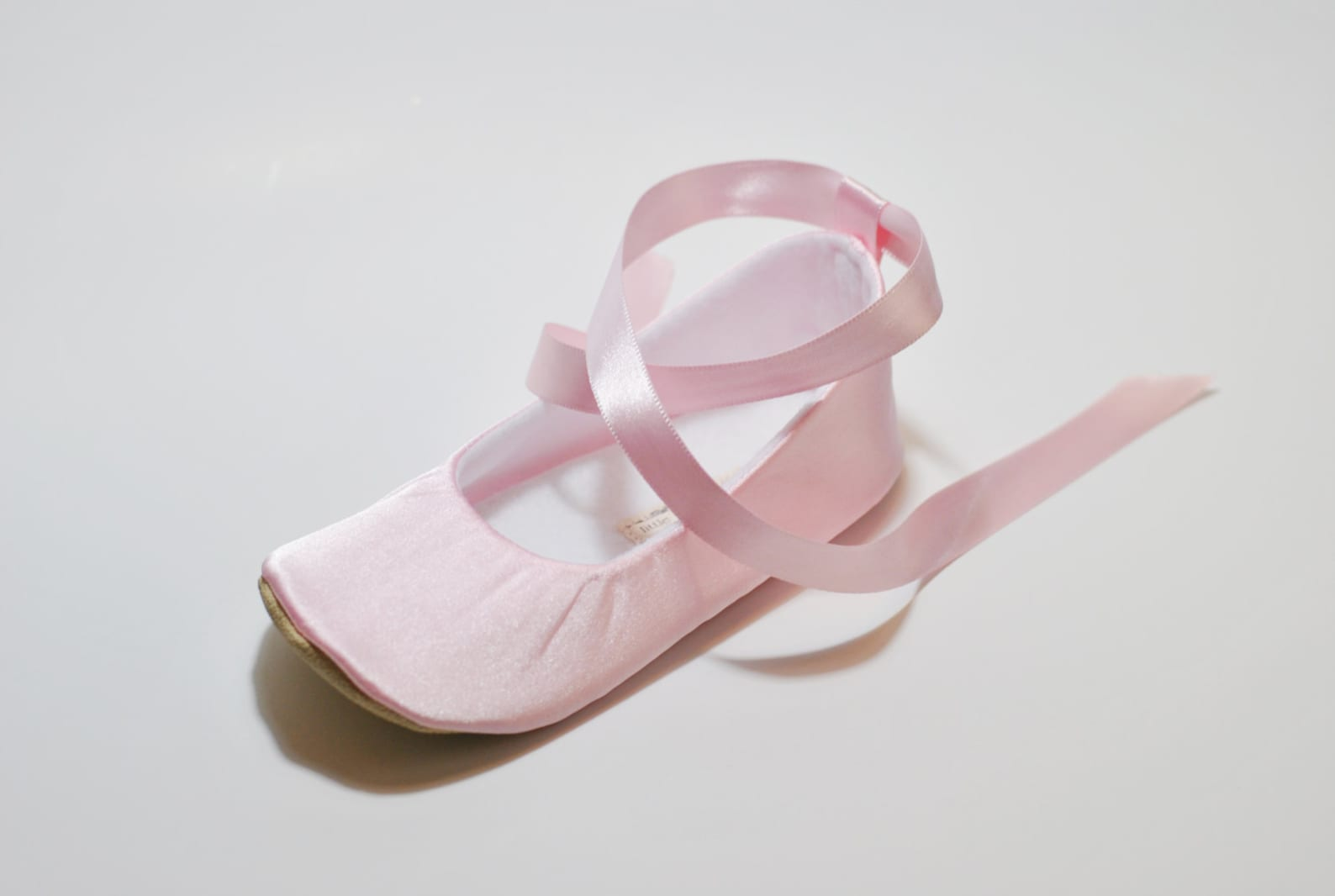 toddler girl shoes baby girl shoes couture baby shoes pink flower girl shoes couture ballet slipper flower girl ballet flat - ja