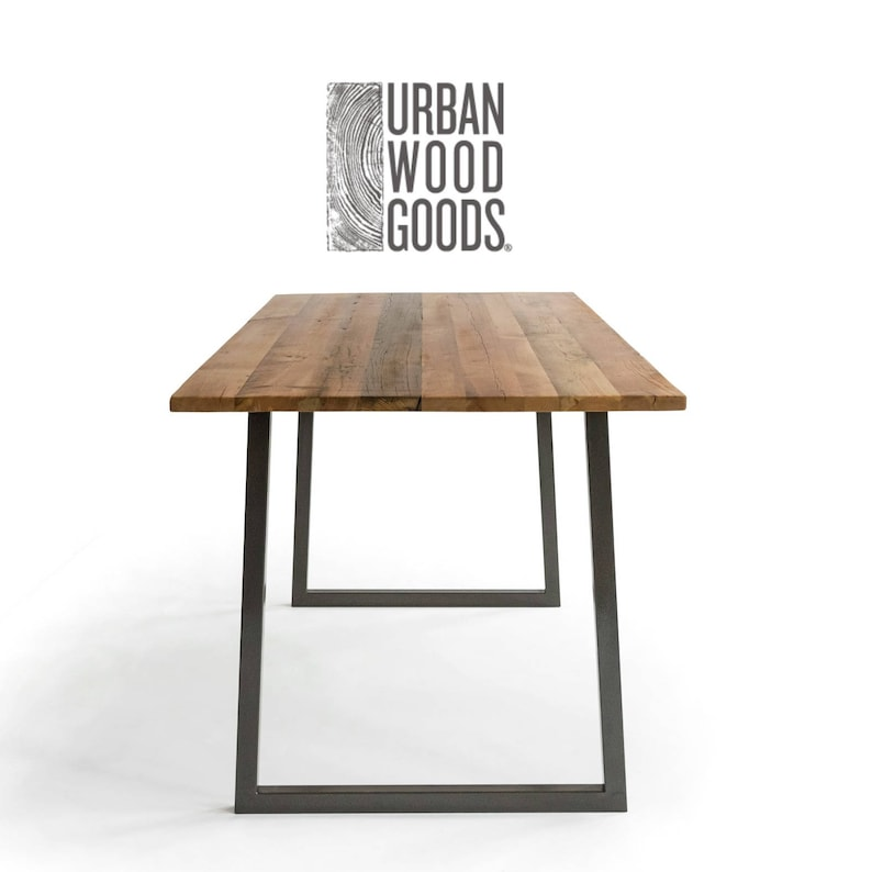 Charmant Bar Height Dining Table, High Top Pub Table With Steel Legs In Your Choice  Of Color, Size And Finish