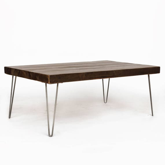 Marvelous Mid Century Modern Coffee Table Narrow Sofa Table End Table Choice Of Size Wood Thickness And Finish Andrewgaddart Wooden Chair Designs For Living Room Andrewgaddartcom