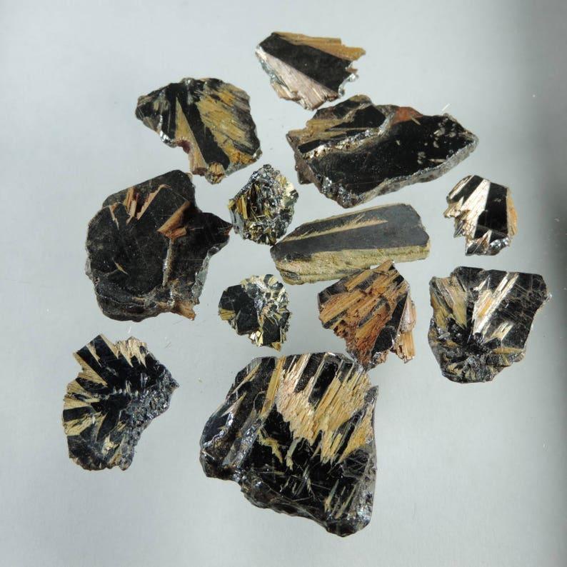 183 cts orange rutilehematite crystal specimen Bahia Brazil image 0