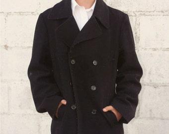 Polar Express Pea Coat Sizes 1-16 - Ellie Inspired Boy Pea Coat Dress Coat PDF pattern