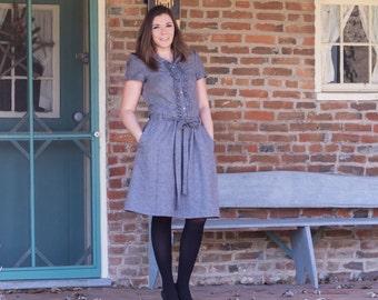 Texas Rose Misses - Ellie Inspired Dress pattern for women - sizes 0 - 26W