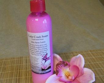BODY SPRAY ~ Cherry Almond Body Spray 8 oz Moisturizing Body Spray Lotion