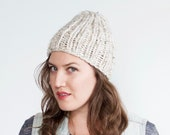 THE BRACKISH HAT | 30+ Color Choices | Chunky Hat Textured Winter