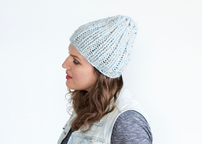 NEW  BRACKISH HAT  31 Color Choices  Chunky Hat Textured image 0