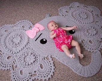 Crochet Animal Rugs Beautiful Patterns | The WHOot | 270x340