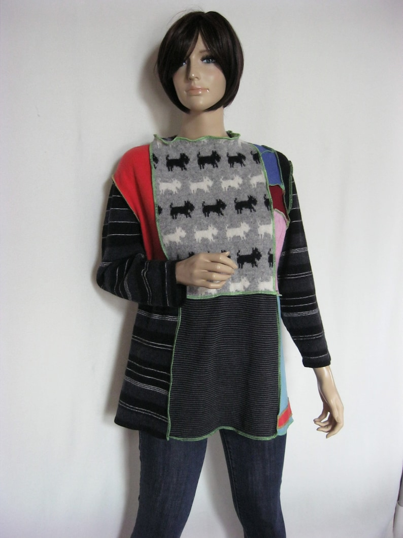 XL Woolly Doggy Tunic image 0