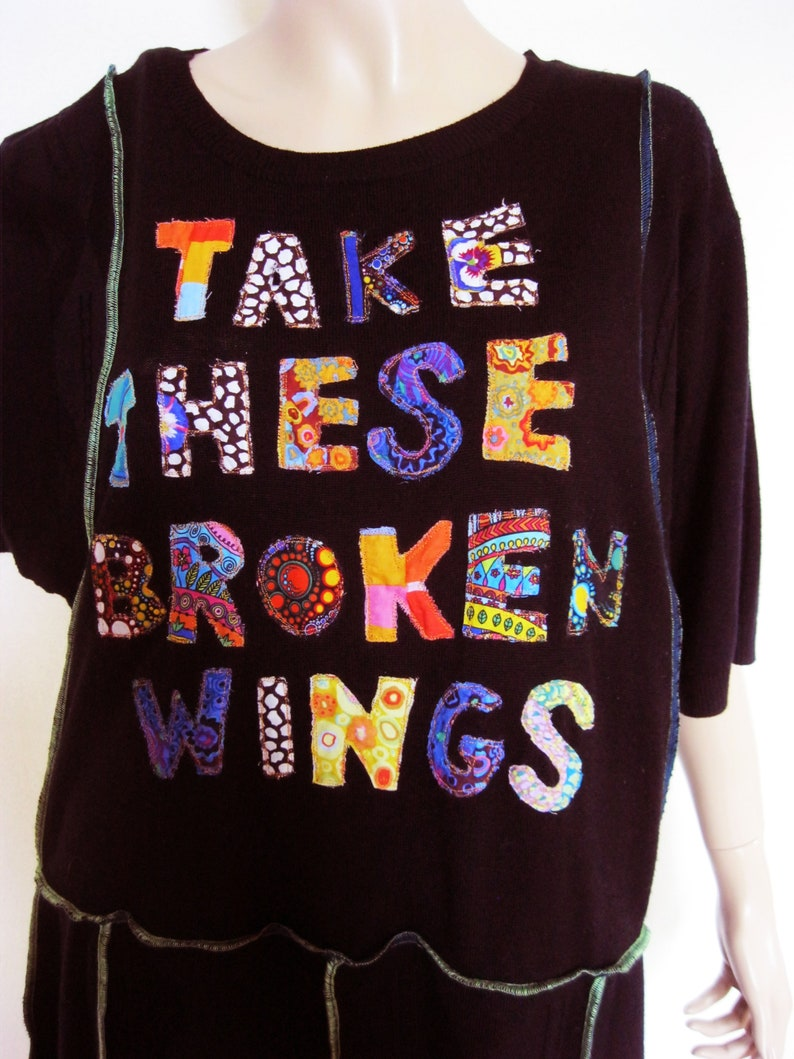 2X  Take These Broken Wings and Learn to Fly image 0