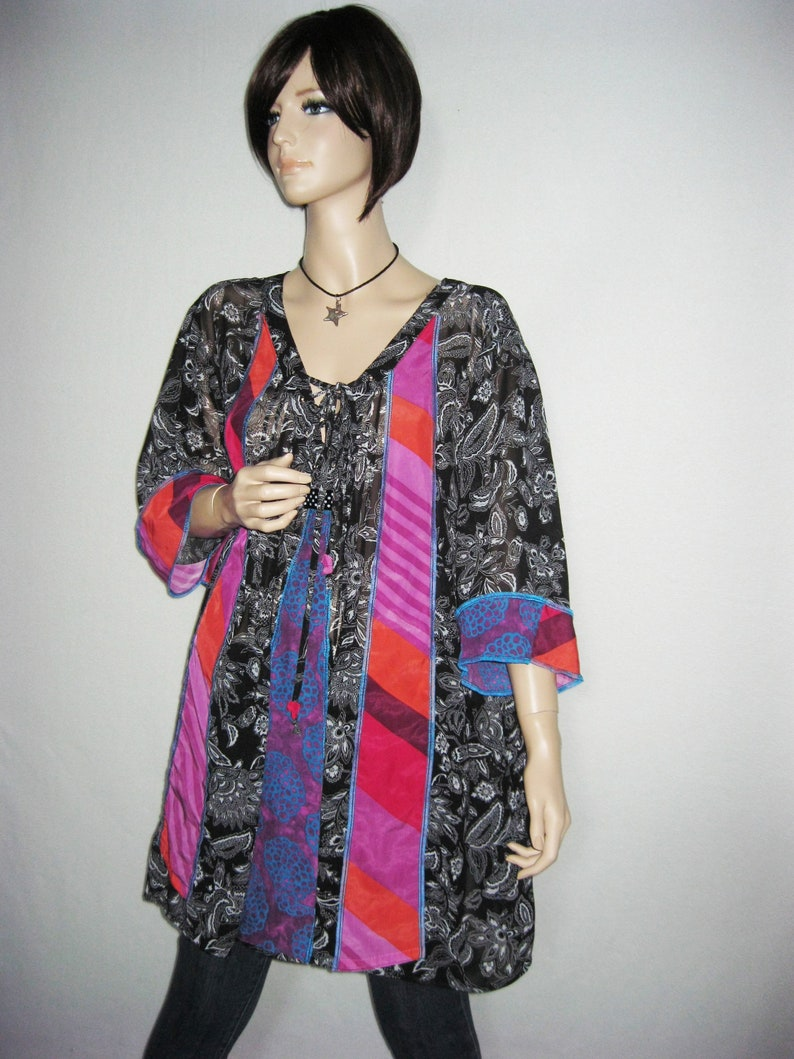 SALE  Plus to 4X  Beach Cover Up image 0