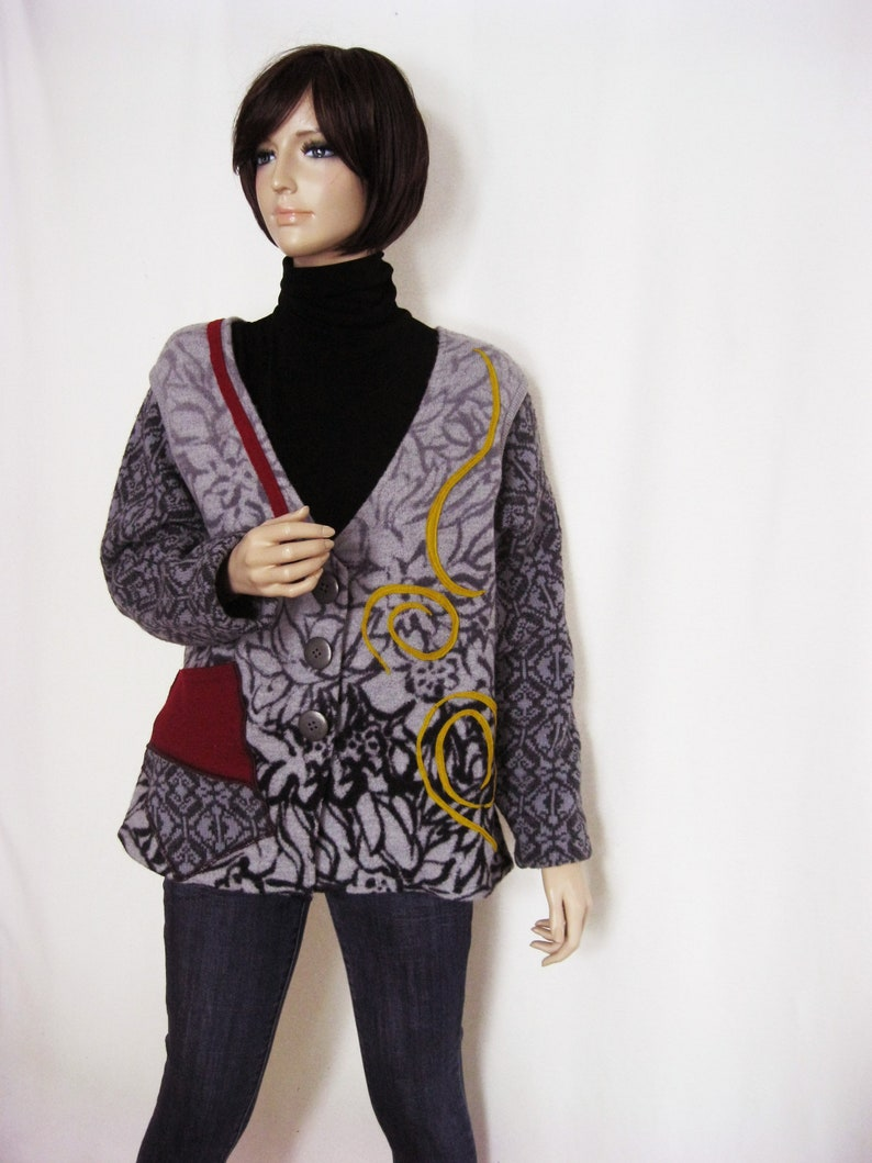 XL  Warm Wool Jacket image 0