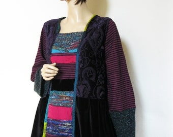 XL to 1X  Holiday Tunic