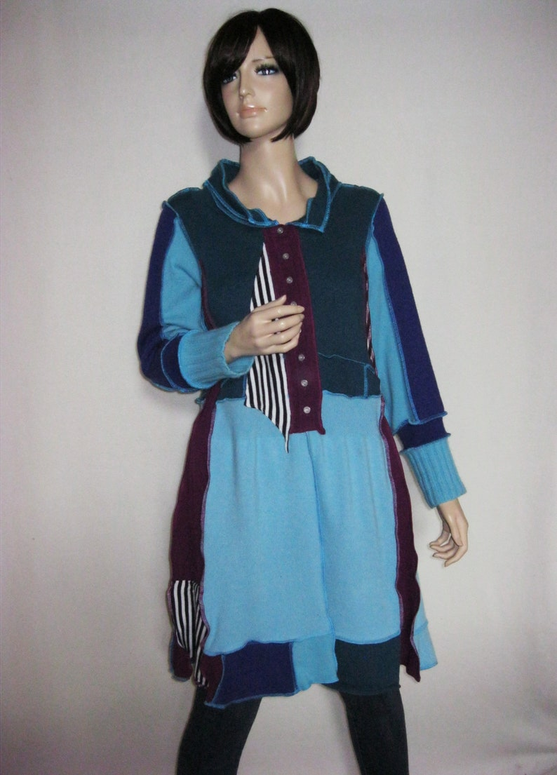 L to XL  Cashmere and Lambswool Dress image 0