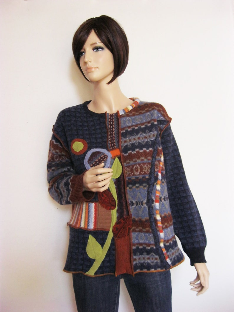 XL Heavy Wool Sweater image 0