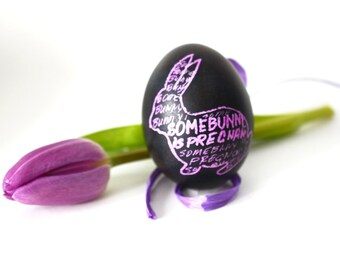 Somebummy is pregnant Easter egg you want to send to your mom  who keep asking you when are you having babies