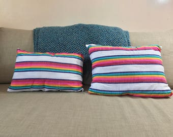 Rainbow Pillow (large)