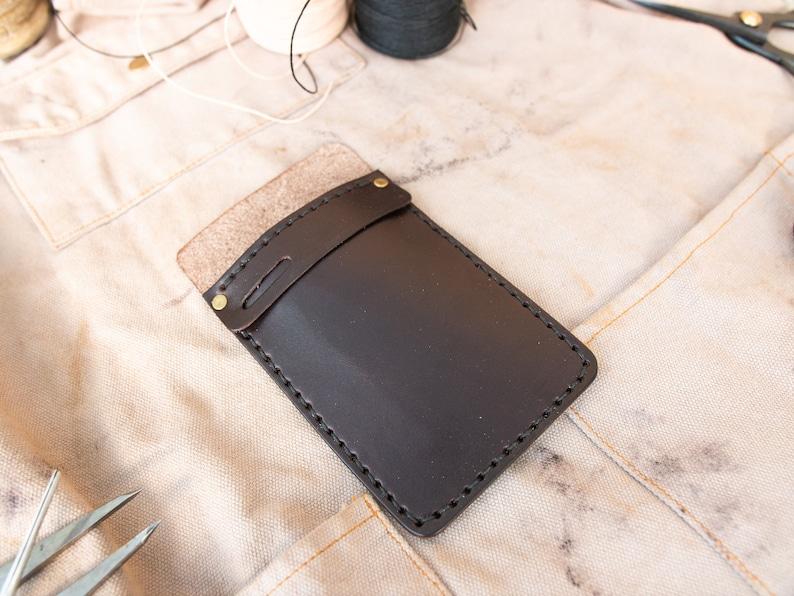 Leather Pocket Protector Pencil Holder Pen Holder Shirt Pocket Protector