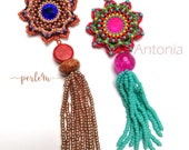 Beading pattern/Tutorial ...