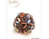 "Beading pattern FLOWERBALL ""2"" - PDF-Download"