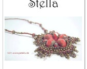 Beading pattern STELLA - PDF-Download